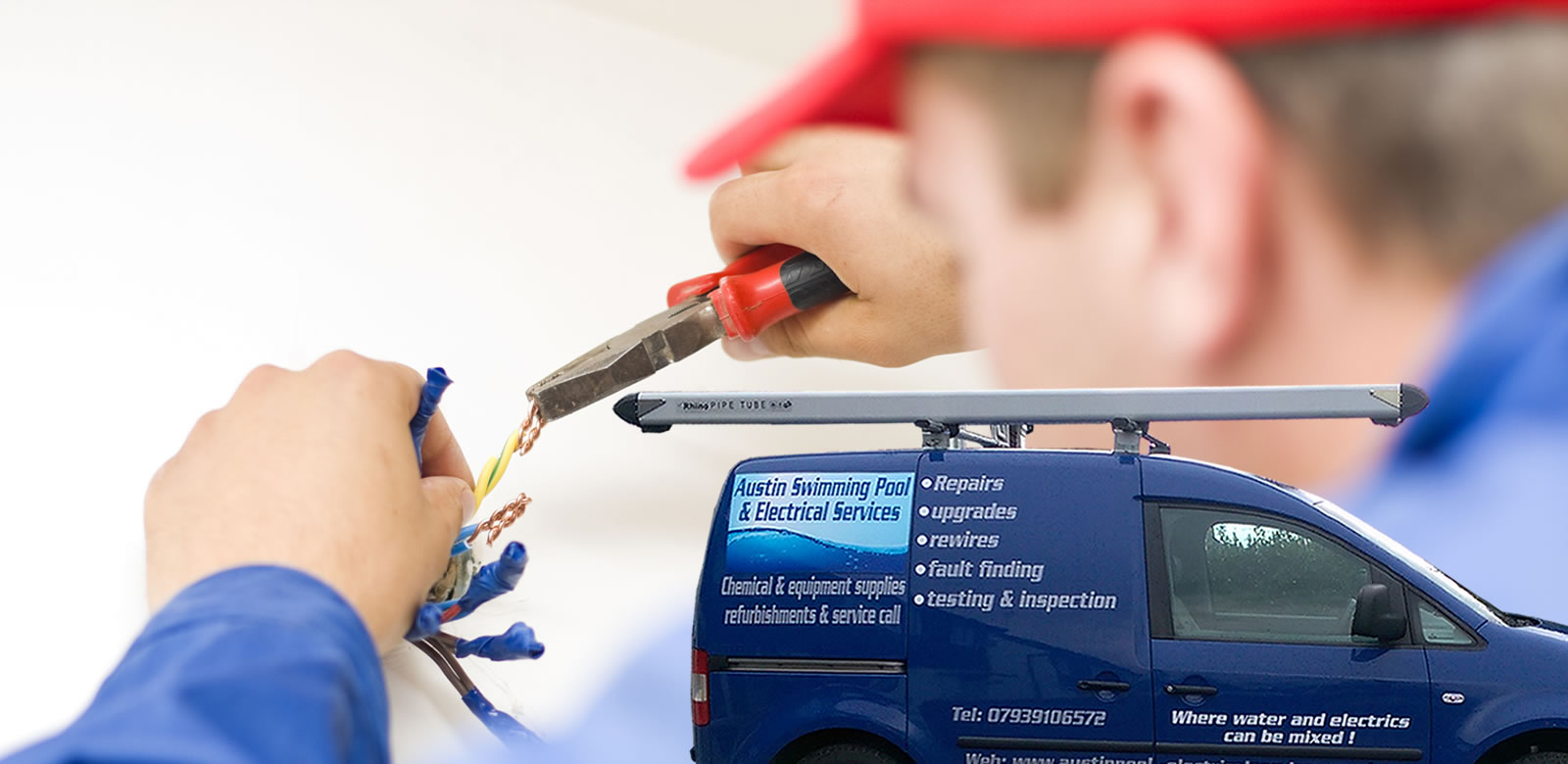 Swimming Pool Electrical Service : Austin swimming pool electrical services
